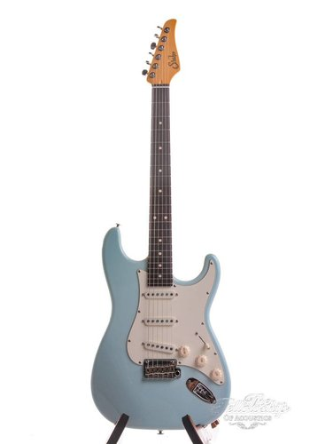 Suhr Suhr Classic S Sonic Blue SSS Rosewood