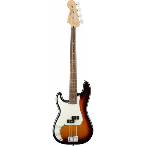 Fender Fender Player Precision Bass Lefty PF 3-tone Sunburst