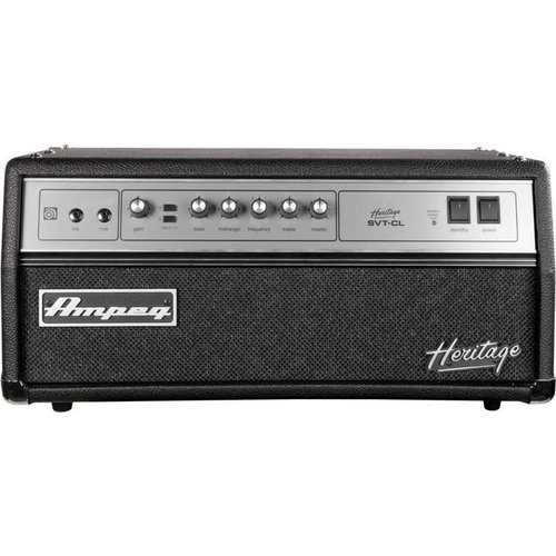 Ampeg Ampeg SVT Classic Heritage Tube Bass Amp 300W