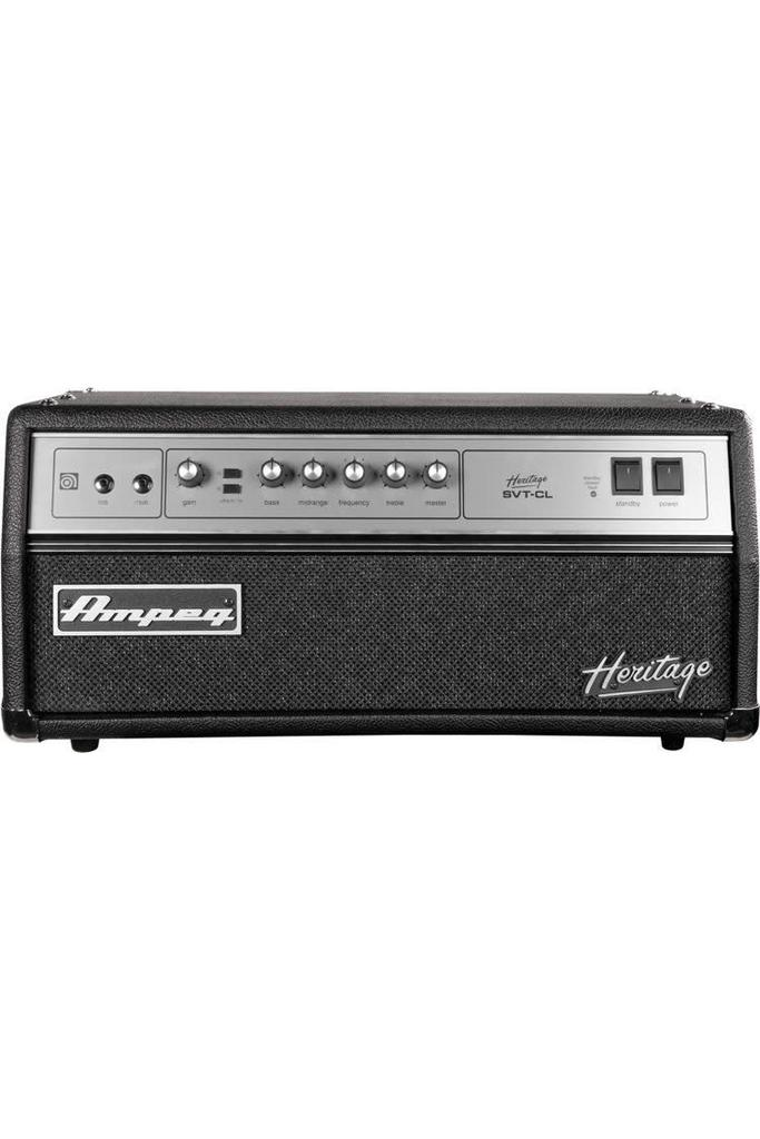 Ampeg SVT Classic Heritage Tube Bass Amp 300W