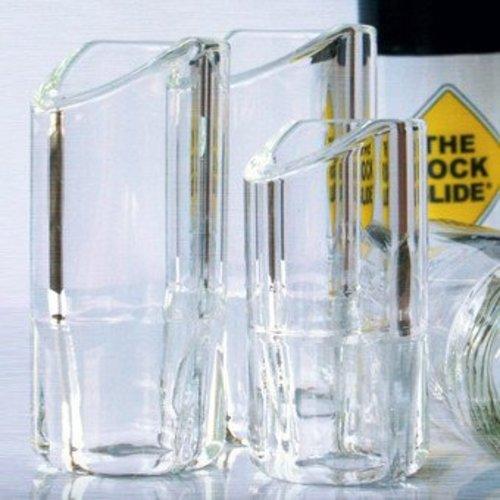 The Rock Slide The Rock Slide Moulded Glass Slide Size L