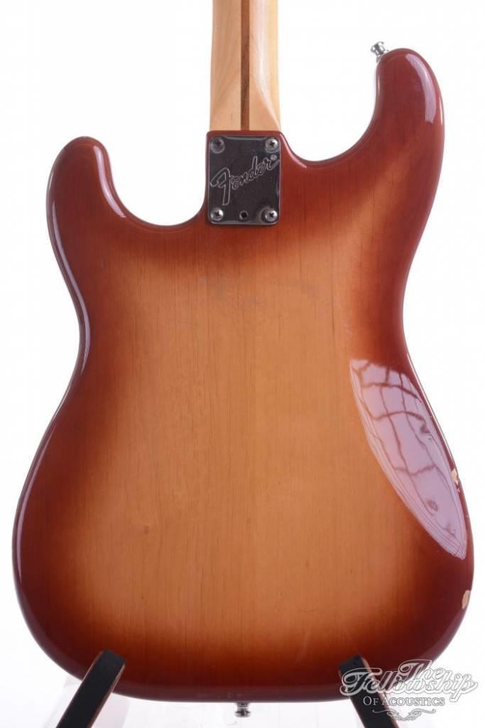 Fender Stratocaster Sienna burst 1984