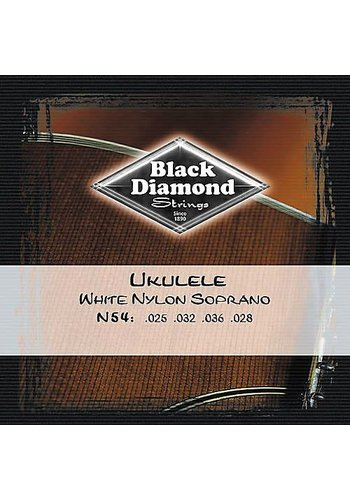 Black Diamond Strings Black Diamond Strings N54 Ukulele
