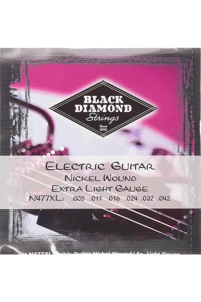 Black Diamond Strings N477XL .009 - .042 Electric