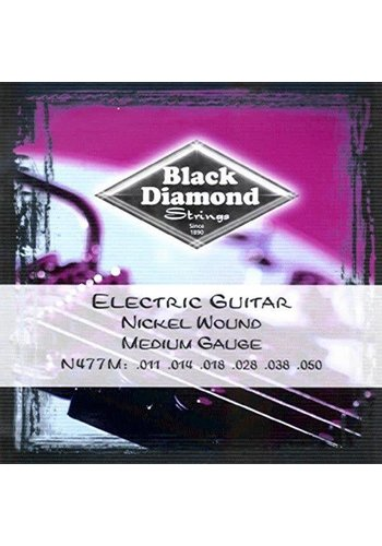 Black Diamond Strings Black Diamond Strings N477M .011-050 Electric
