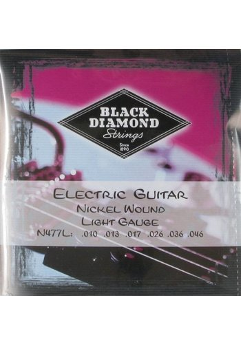 Black Diamond Strings Black Diamond Strings N477L .010-046 Electric