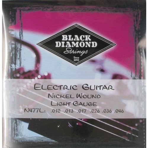 Black Diamond Strings Black Diamond Strings N477L .010-046 Electric