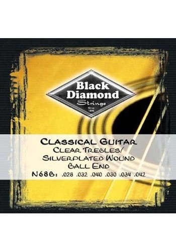 Black Diamond Strings Black Diamond Strings N68B Ball End Classical