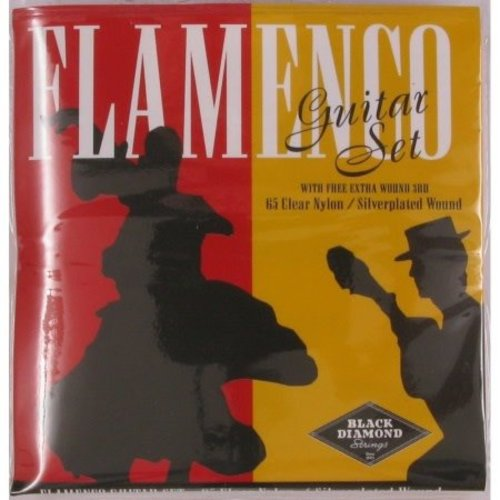 Black Diamond Strings Black Diamond Strings N65 Flamenco
