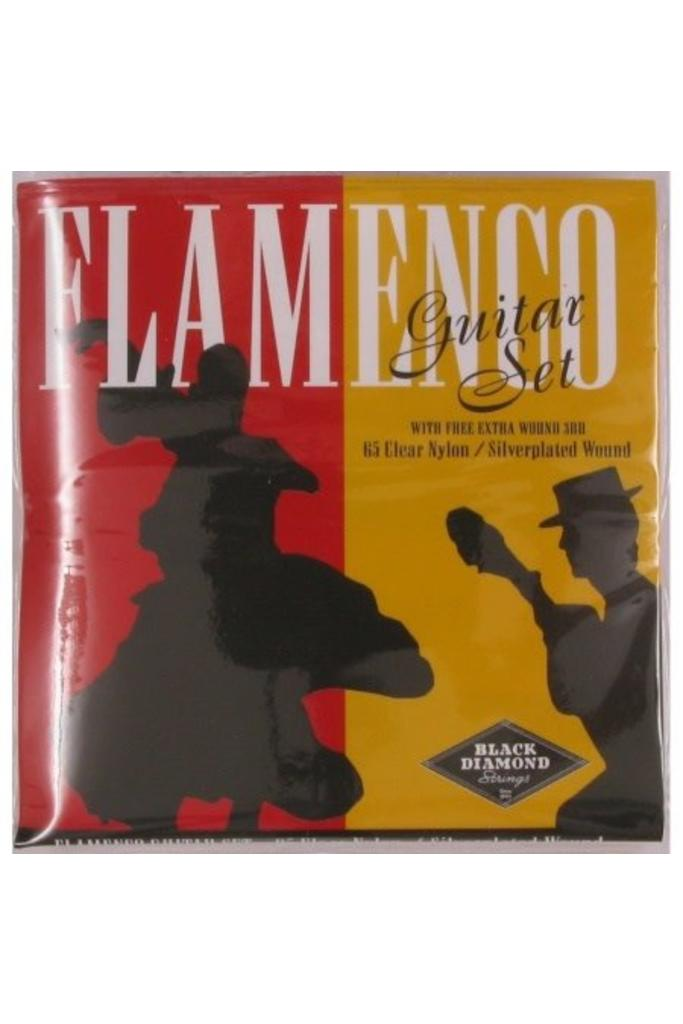 Black Diamond Strings N65 Flamenco