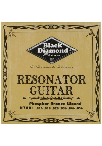 Black Diamond Strings Black Diamond Strings N780 Resonator .016-.056