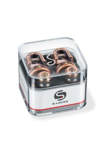 Schaller Schaller S-Locks Strap locks Vintage Copper