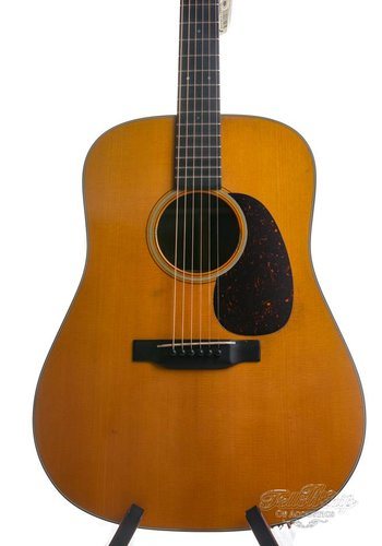 Martin Martin D18 Authentic 1939 VTS Aged