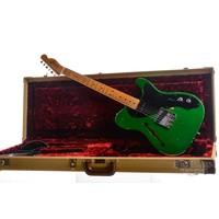 Fender 1950s Thinline Telecaster Relic Lime Green 2016