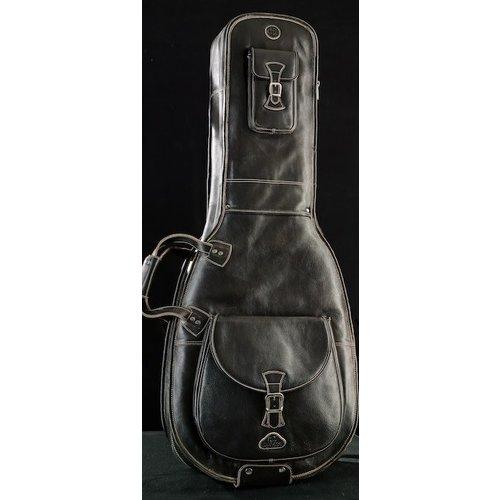 Harvest Harvest Leather Dreadnought / Archtop Bag Cow antique