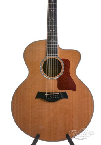 Taylor Taylor 655CE 12 string Maple Mint 2011
