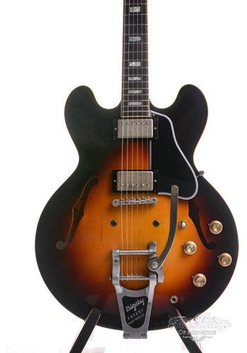 Gibson Gibson ES335 Anchor Stud Bigsby VOS Sunburst 2018