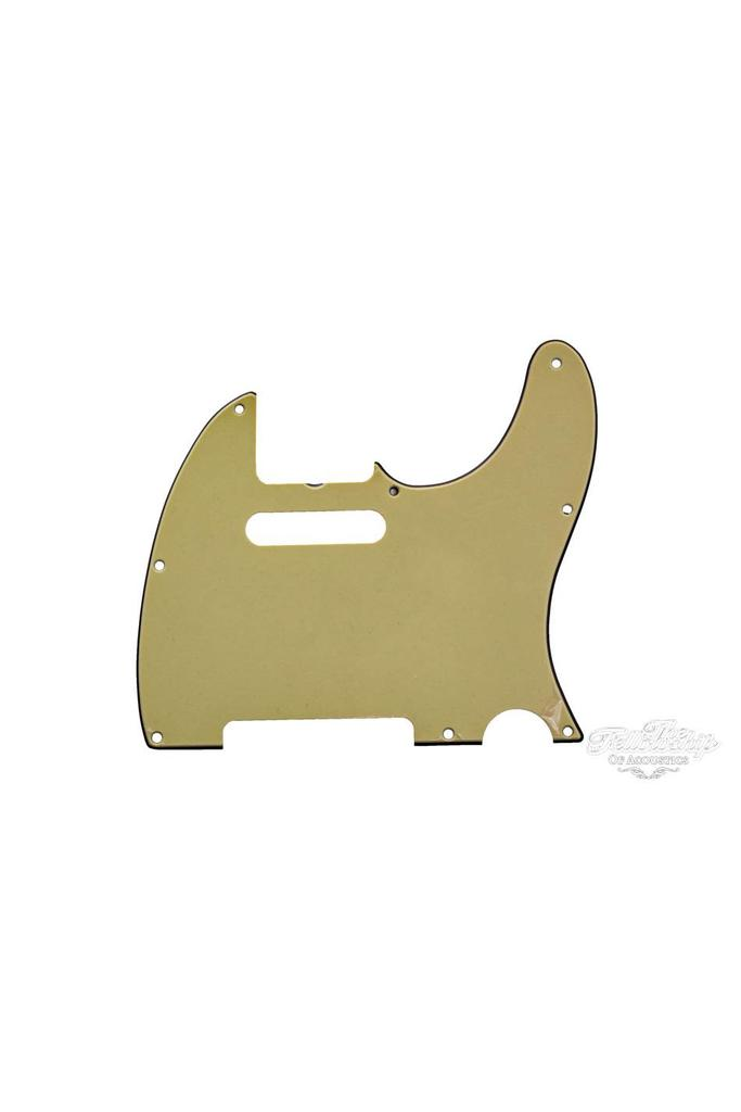 Fender 60's celluloid pickguard replica Real Celluloid
