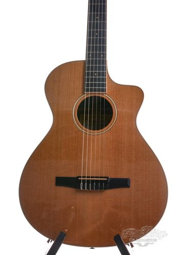 Taylor Taylor 412CE-N Fall Limited Edition Crossover Ovangkol-Ceder 2012