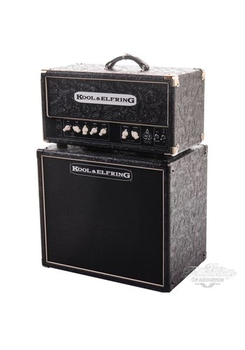 Kool Amplification Kool & Elfring ACE 18w Head + 1x12 Cab NM