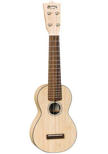 Martin Martin 0X Soprano Ukelele Bamboo Natural