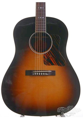 Gibson Gibson Acoustic Advanced Jumbo 2018  Vintage Sunburst