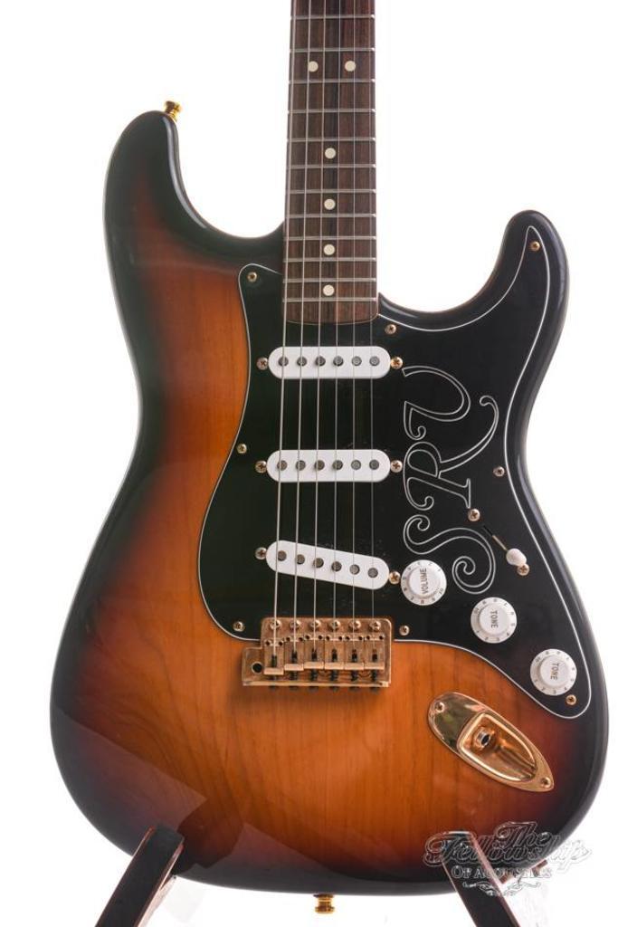 Fender SRV Stevie Ray Vaughan Stratocaster 1992 Sunburst