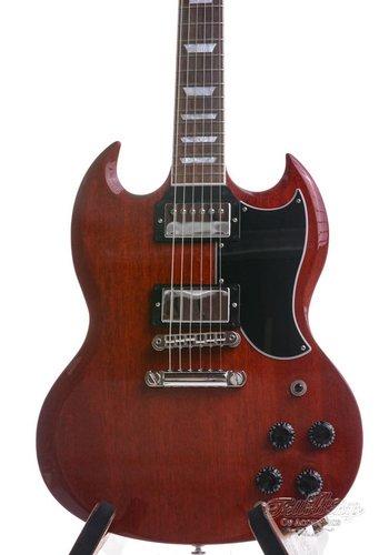 Gibson Gibson SG Standard Cherry Red 2017 Tony Iommi Pickup