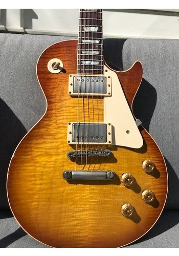 Gibson Gibson Les Paul 59 R9 Murphy Aged Yamano Selection Faded Cherry Burst