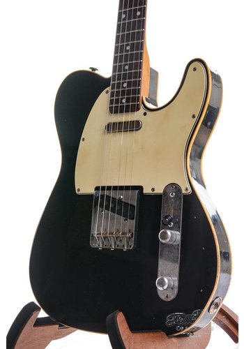 Haar Haar Traditional T Black Double Bound Aged Indian Rosewood