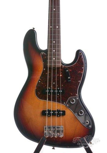 Fender Fender Jazz Bass American Vintage '62 3-Tone Sunburst 2008
