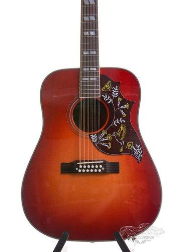 Gibson Gibson Hummingbird 12 String Vintage Cherry Burst