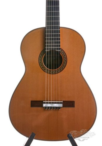 Kenny Hill Kenny Hill Signature Doble Tapa 2011 Cedar Indian Rosewood