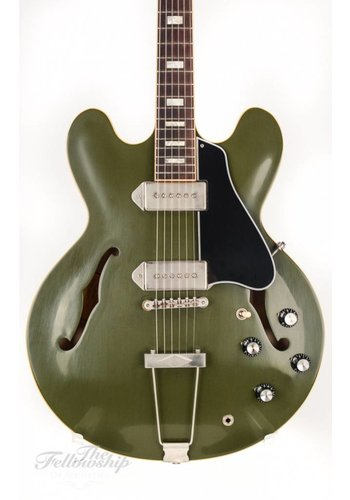 Gibson Gibson ES330 VOS Limited Olive Drab Green