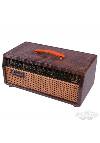 Mesa Boogie Mesa Boogie Mark V Custom Head AAA Maple Charcoal - Wicker Grille