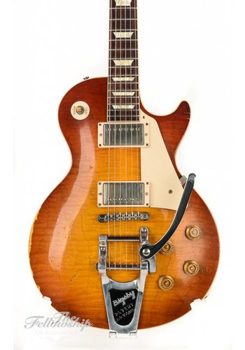 Gibson Gibson Les Paul Murphy Ultra Aged Cherry Burst Bigsby 2012