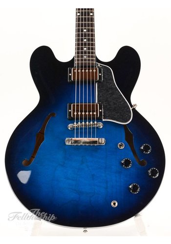 Gibson Gibson ES335 2018 Dot Blues Burst
