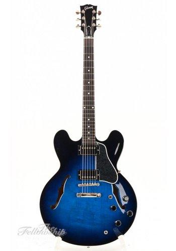 Gibson Gibson ES335 2018 Dot Blues Burst