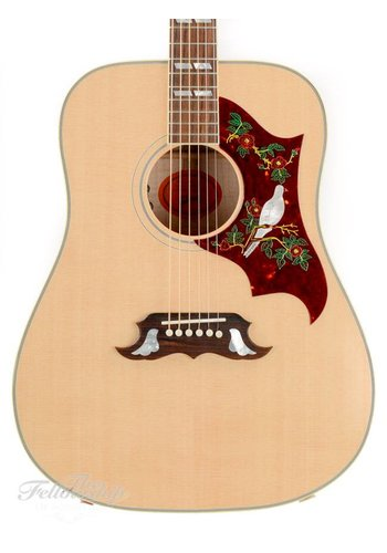 Gibson Gibson Dove natural Limited 2018