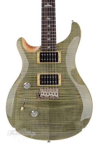 Paul Reed Smith PRS SE Custom 24 Lefty Trampas Green 2018