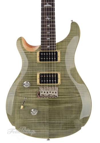 PRS PRS SE Custom 24 Lefty Trampas Green 2018