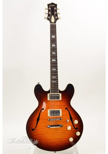 Collings Collings I35 Deluxe Tobacco sunburst