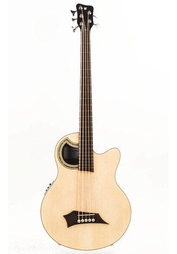Warwick Warwick Alien Rockbass Deluxe 5 String Acoustic