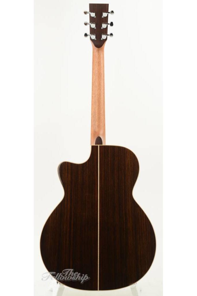 BSG GA27CF Indian Rosewood Spruce