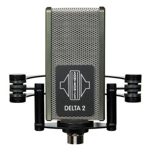 Sontronics Sontronics Delta 2 Phantom Powered Guitar Ribbon Microphone