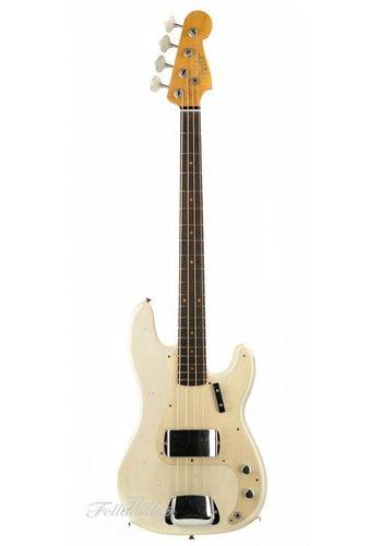 Fender Custom Fender Custom Shop 1959 Precision Bass Journeyman Aged White Blonde