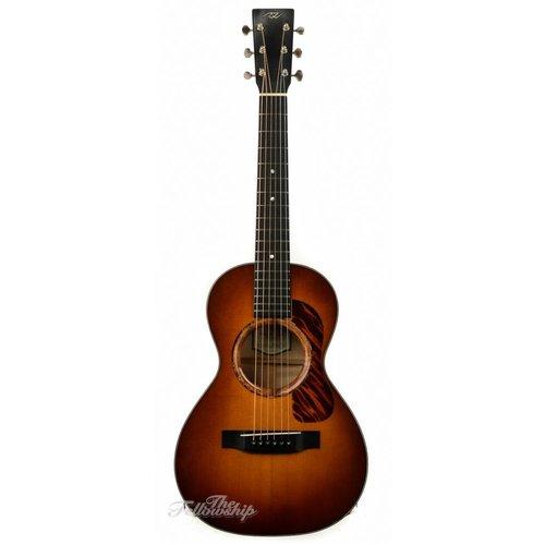 Rozawood Rozawood Terz Guitar Flamed Maple Alpine Spruce 2012