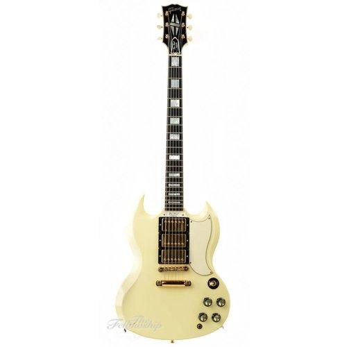 Gibson Gibson Les Paul Custom Alpine White 1961 Reissue 1997