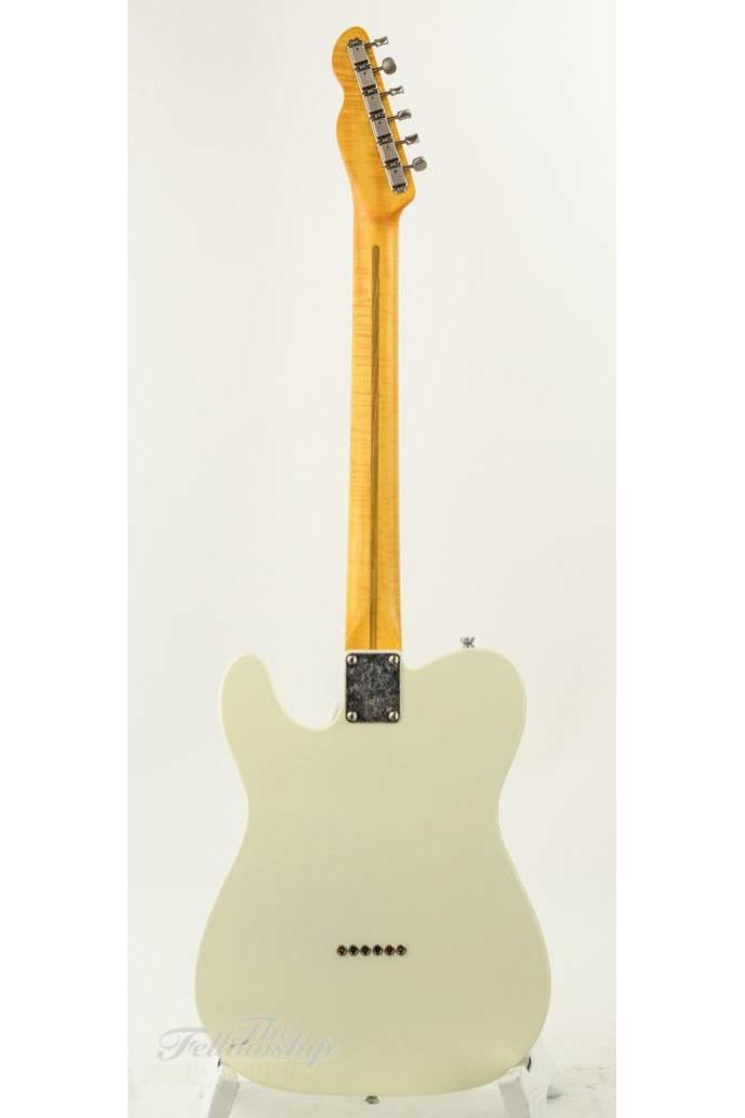 Maybach Teleman Thinline 68 Vintage White