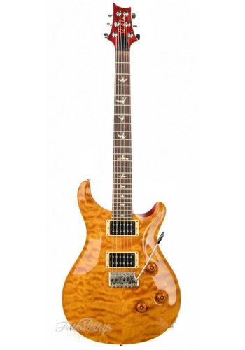 PRS PRS Custom 24 10 Top Quilted Maple Vintage Yellow 2007